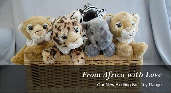 Toys From Africa : Africas legends